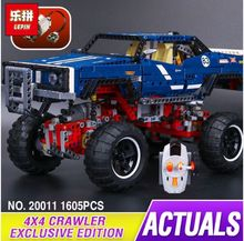 Lepin technic series Super classic limited edition of off-road vehicle Model building blocks Bricks Compatible Toy 41999