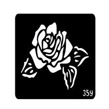 Design Neck Tattoos Designs Henna Tattoo Stencils For Hands Indian Henna Tattoo Glitter Tattoo Supplies Stencils T001-359EE