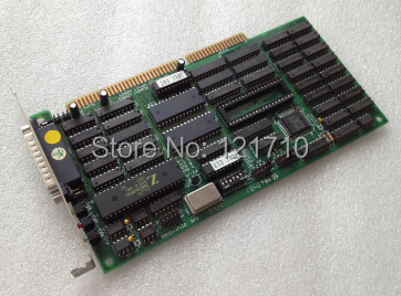 Industrial equipment board control card second hand ISA interface SDLC ZILOG 07101115200 pan instrument pbpx 14p12 15 slot 12pci 3 isa industrial control board 100% tested perfect quality