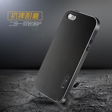 100% original ipaky brand Best quality case For iphone 5s for iphone SE Classic Silicon Back Cover all color in stock