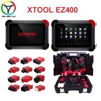 100% первоначально XTOOL EZ400 PRO инструмент диагностики авто OBD2 OBDII сканер диагностический инструмент EZ400Pro бесплатного обновления онлайн DHL Беспл