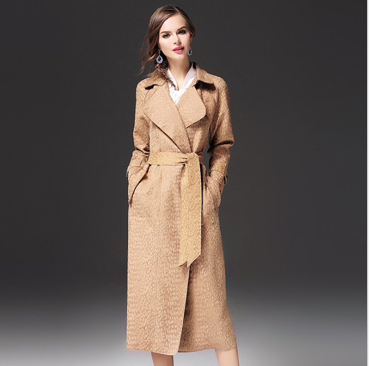 suede trench coat women 2017Autumn Winter Suede Trench Coats Woman Casual  Long Sleeve Sashes Coat Female - Popular Suede Trench Coat-Buy Cheap Suede Trench Coat Lots From