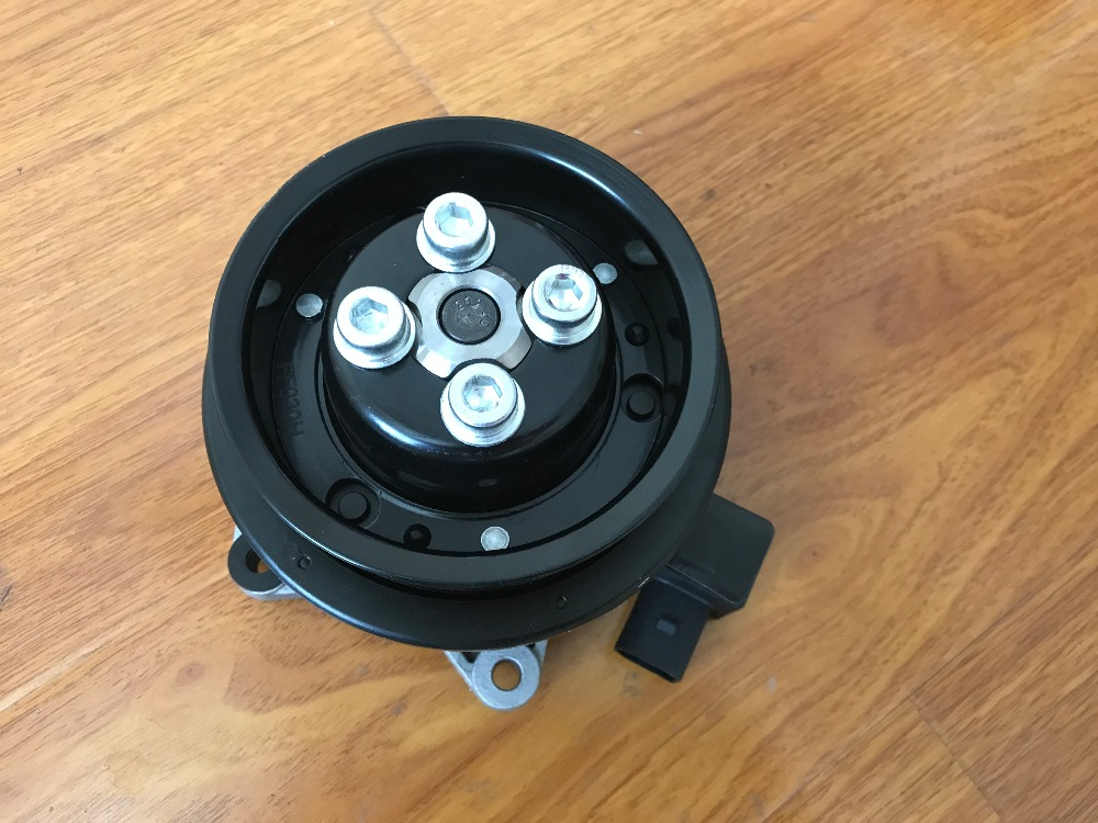 Coolant Water Pump For VW Polo Touran Beetle Skoda Fabia 1.4 03C121004D эмблема для авто vw original oem vw skoda skoda fabia octavia roomster