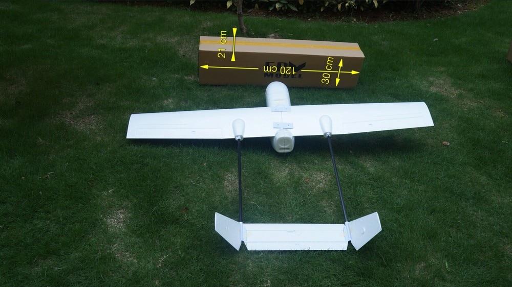 FPV Avião Asas Melhor RC UAV FPV