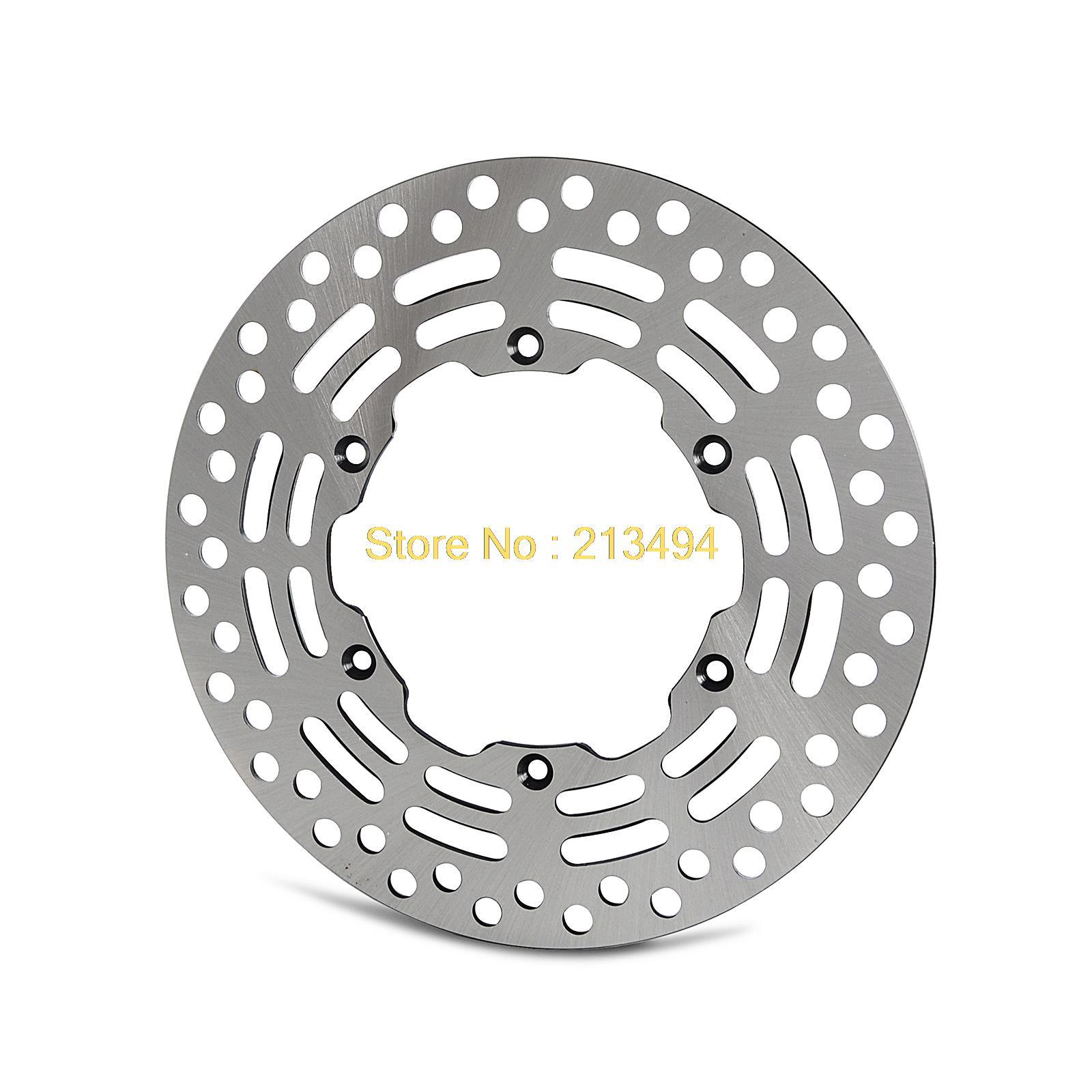 NICECNC Motorcycle Front Rotor Brake Disc For Suzuki RM125 250 RMX 250 DRZ250 DRZ400 Kawasaki 400cc KLX 400 SR R 2003 2006