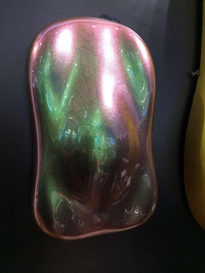 chameleon pigment color shift pigment auto pigment