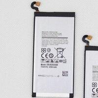 10 pçs/lote EB-BG920ABE Bateria Bateria Para Samsung Galaxy S6 G920 G920F G920i G9200 G9208 G9209 Baterias de Substituição