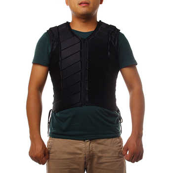 7 Size Military Tactical Vest Adult Safety Equestrian Horse Riding Vest Protective Vest Outdoor Hunting Body Protector Equipment - DISCOUNT ITEM  30% OFF Sports & Entertainment