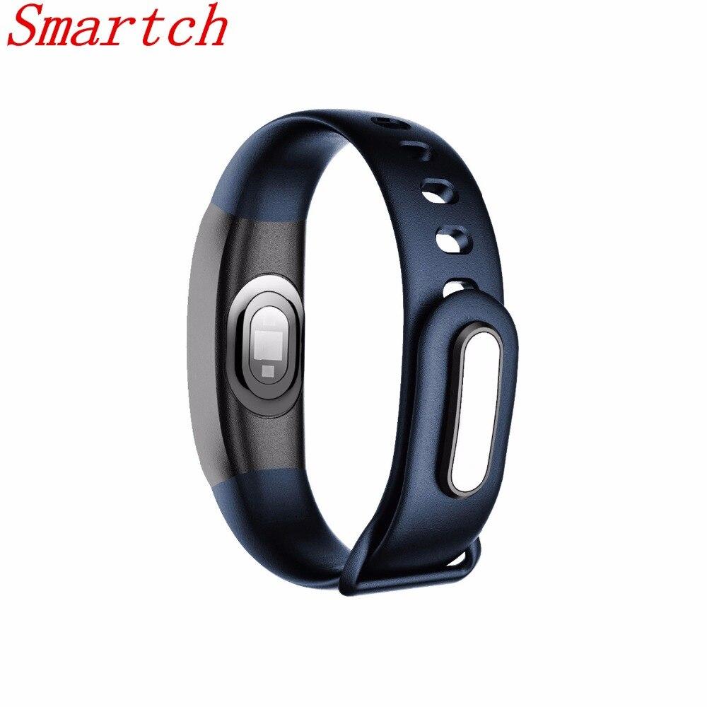 Smartch 2017 New smart bracelet V8 support Heart rate monitor Blood Pressure Blood Oxygen wristband For