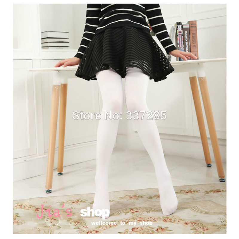 XXL 9-16 year girls women tights fashion stockings plus velvet warm kids tights for dance girls maid  women's tights pantyhose