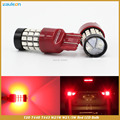 2 PCS VERMELHO W21/5 W T20 7443 7440 W21W LED Brake Parar Luz Lâmpadas de Iluminação Lanterna Traseira traseira Do Carro Luz de estacionamento Luzes