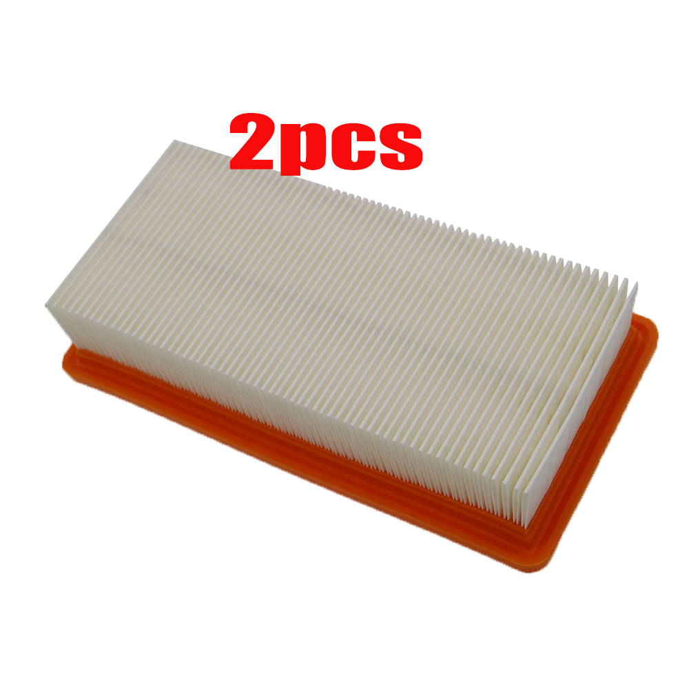 2pcs/lot Good Quality HEPA filter for karcher DS5500 DS6000 DS5600 DS5800 Robot Vacuum Cleaner Parts 6.414-631.0 hepa filters цена