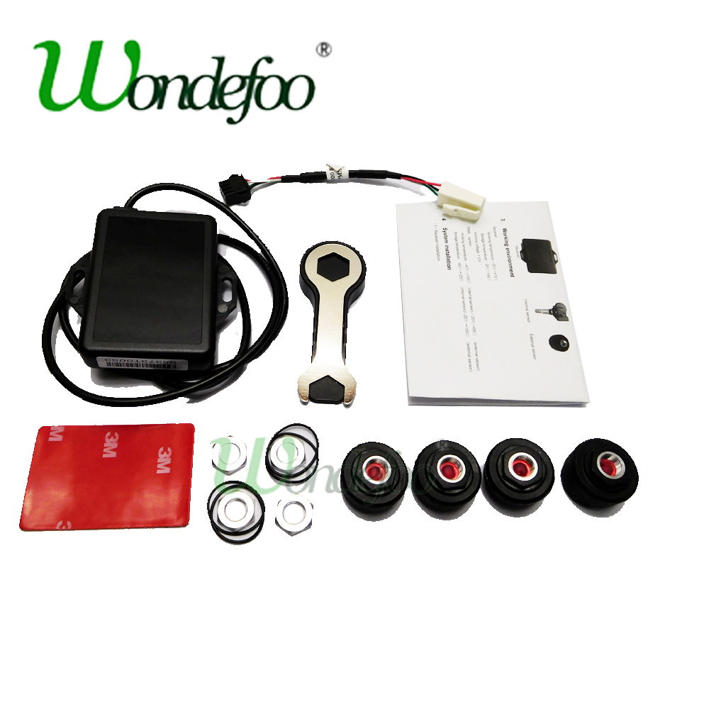 TPMS Tire Pressure Monitor Systems Car Tire Diagnostic tool For Wondefoo android radios