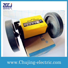 1-99999.9m Meter counter Rolling type meter counter length counter with reset function