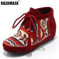 RAZAMAZAรองเท้าผู้หญิงที่เพิ่มความสูงรอง