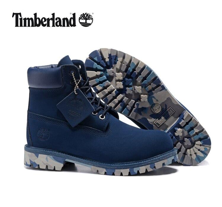 Timberland Chaussures à lacets bleu   Zalando Top Promotion