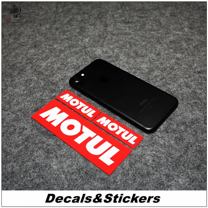Image 2 - NO,L024 MOTUL 3M Reflective Modified Stickers car Sticker MOTO GP Waterproof Decals Racing Motorcycle-in Car Stickers from Automobiles & Motorcycles