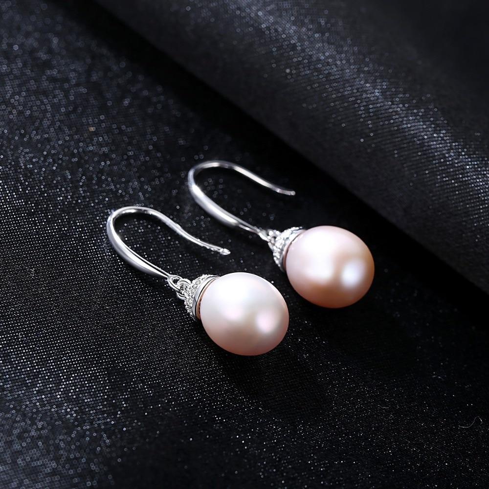 PAG & MAG Marque De Luxe 10-11mm Boucles D'oreilles En Perle D'eau - Bijoux - Photo 5