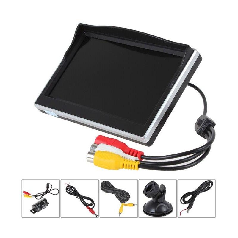 XYCING 5 დიუმიანი TFT LCD ფერადი - მანქანის ელექტრონიკა - ფოტო 5