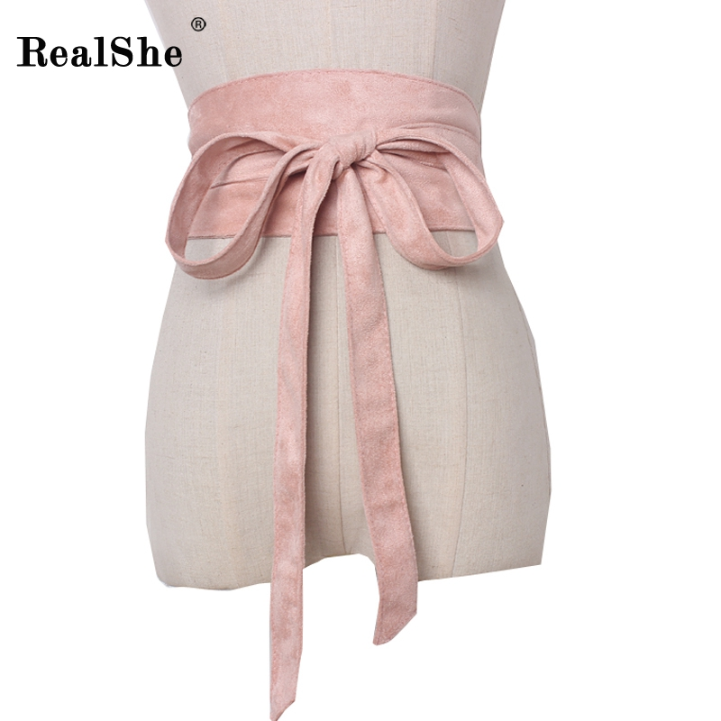 RealShe Fashion Women Belts