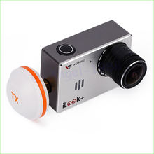 Walkera FPV iLook+ HD Camera 1920x1080P 13MP DVR 5.8Ghz with Build-in Wireless Transmitter