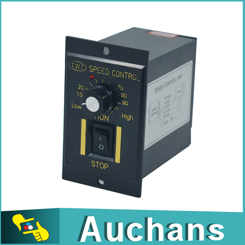 High quality 120w electrical motor speed control us 52 ac for Speed control of ac motor