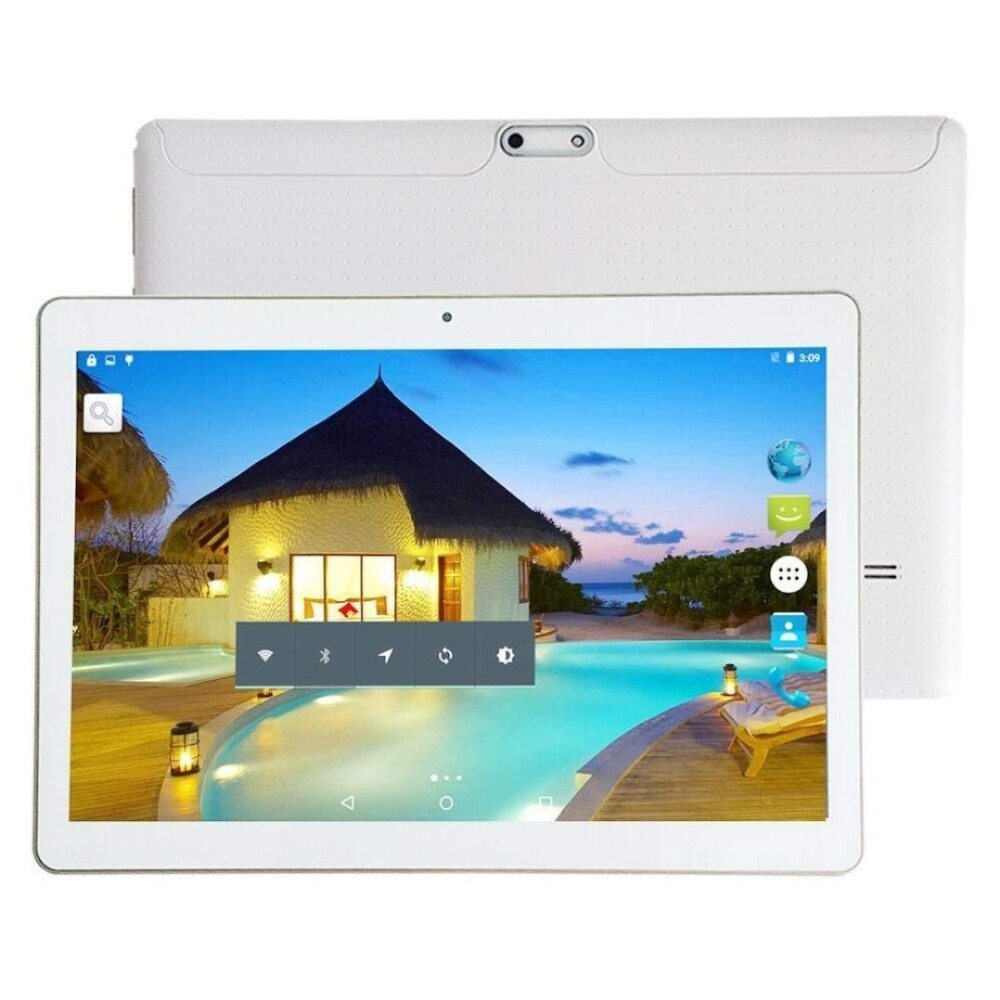 ZONNYOU 3G/4G LTE tablette PC 10 pouces Octa Core tablette Android 7.0 RAM 4 GB ROM 32 GB double SIM WIFI Bluetooth GPS tablettes 10.1