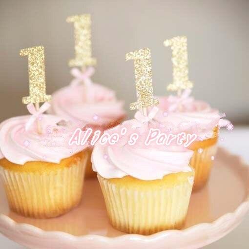 versiering taart verjaardag