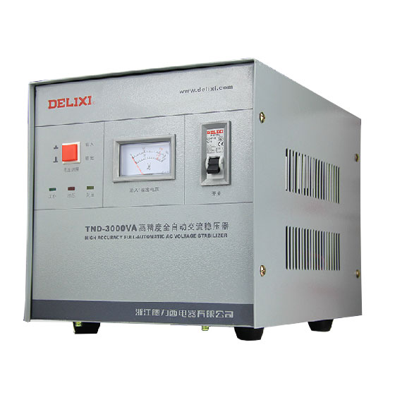 Single phase voltage stabilizer TND 3KVA 3KW household refrigerator ...