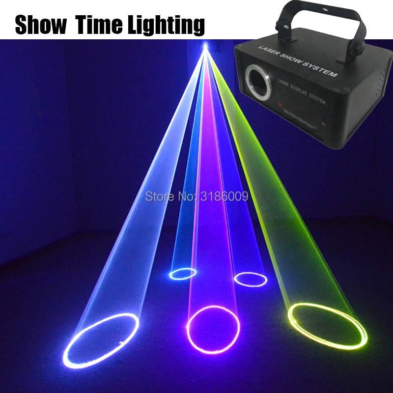 Dj Laser Disco 500mw Cartoon Line Scan Laser Animal Flower Dance Scanner Light Home Entertainment Party KTV Show Laser