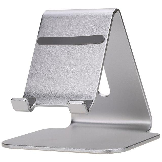 Anti Slip Universal Stand Aluminium Metal Desk Holder Mount For Le Ipad 2 3