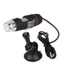 1000X USB Portátil microscopio USB Microscopio Digital de Mano de Succión Estante de la Luz Eléctrica