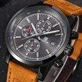 Reloj hombre 2016 benyar lujo hombres negro moda casual impermeable militar marca de relojes deportivos relogios reloj de pulsera de cuarzo caliente