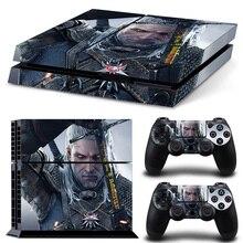 Para Sony Tampa Da Etiqueta Da Pele Do Console PS4 & Controlador TN-P4-10292