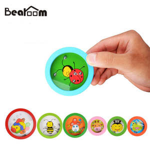 Bearoom Wooden Puzzle Game For Children Educational Toy