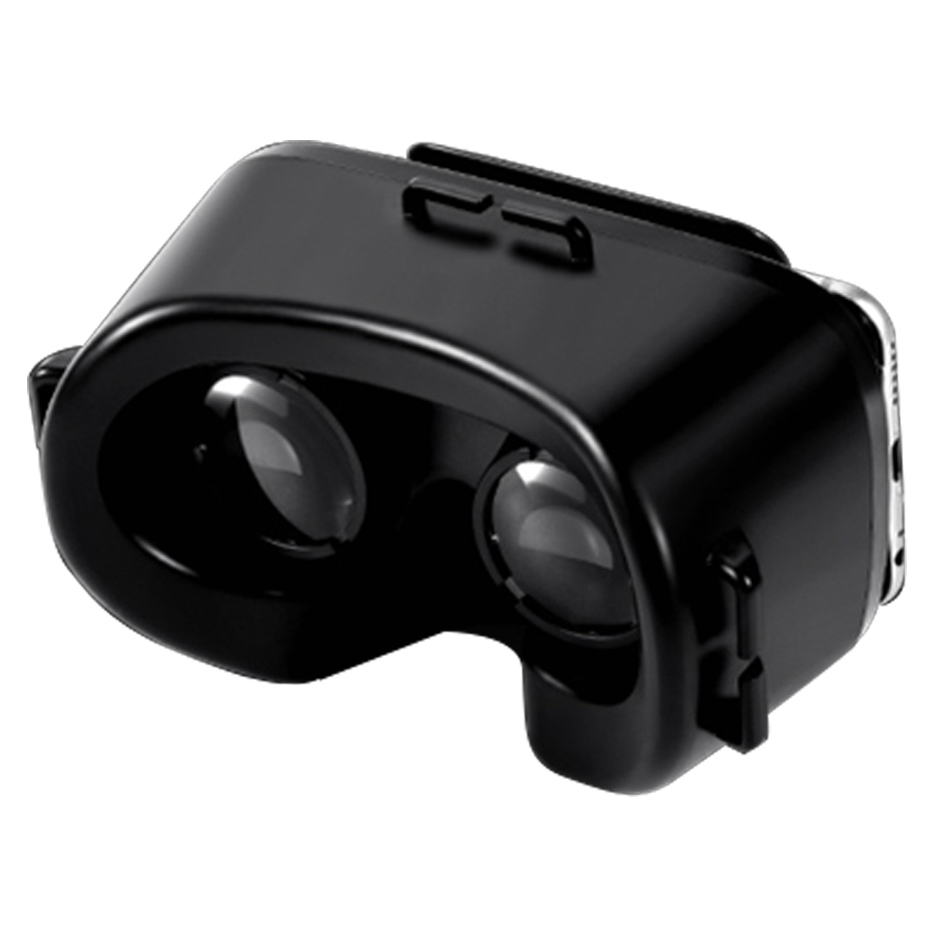 Black 3D Glasses VR Box Virtual Reality Goggles Headset Googles Cardboard VR Glasses for 4.7-6.0