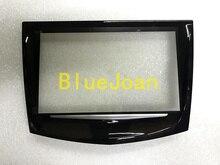 Najlepsza jakość darmowa wysyłka nowy OEM ekran dotykowy digitizer dla Cadillac ATS CTS SRX XTS CUE dotykowy poczucie wymiana LCD wyświetlacz