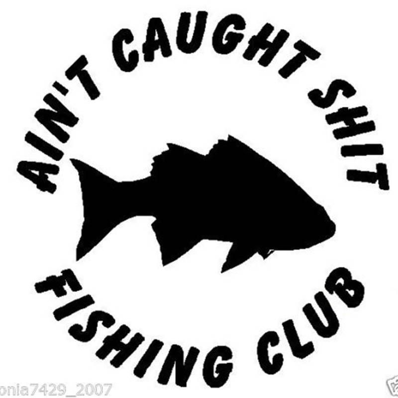 Fishing sticker name fish logo decal angling hooks tackle for Free fishing stickers