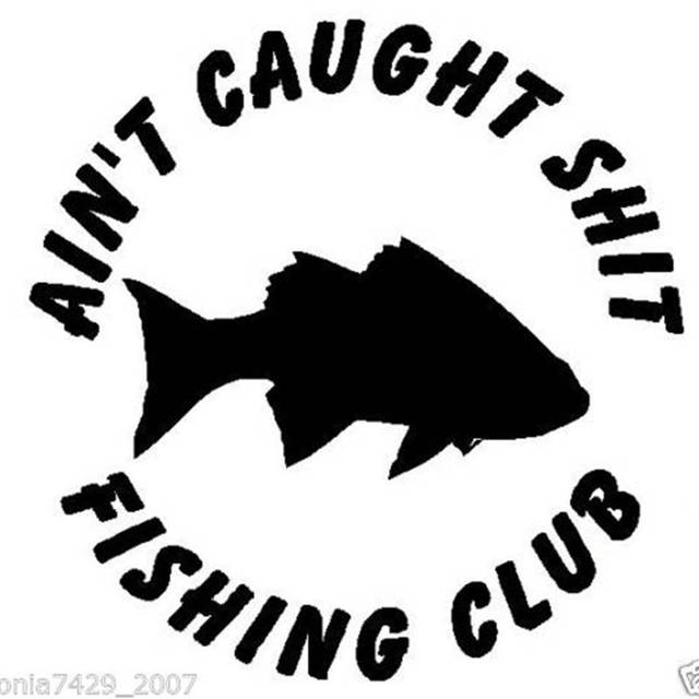 Fishing sticker name fish logo decal angling hooks tackle for Bass fishing logos