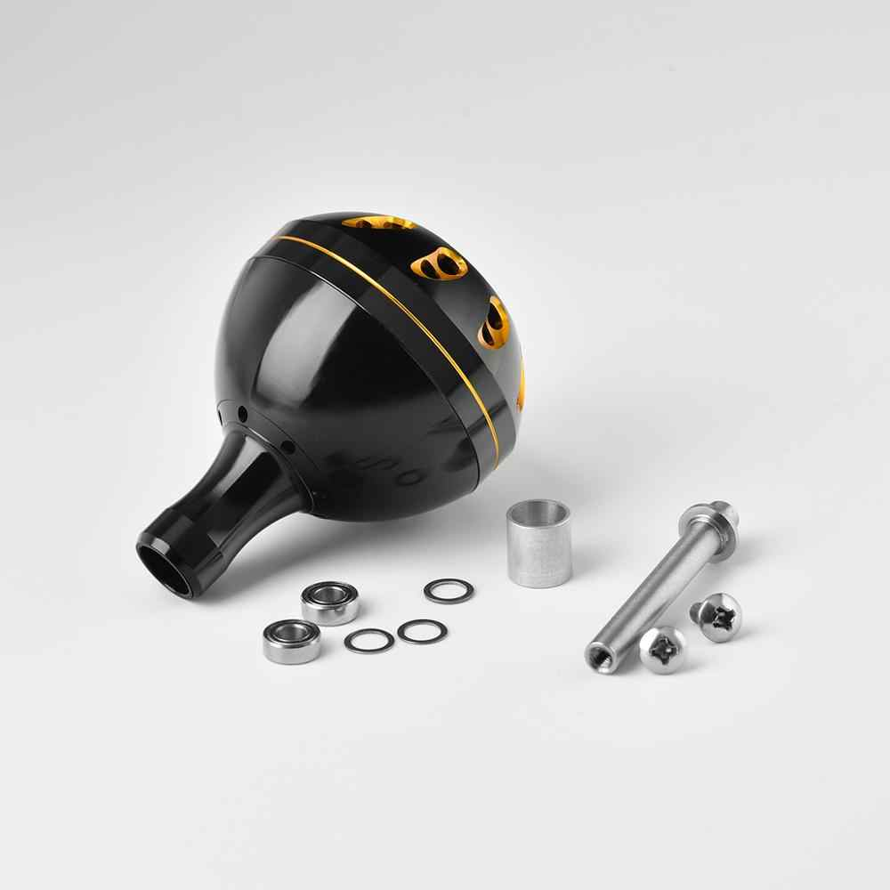Gomexus Power Knob 45mm For Shimano Reel Handle B Stella SW Saltwater Reel Directly Installed