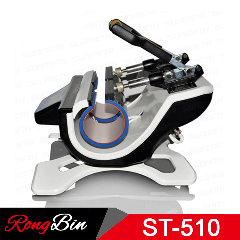 ST-510 5 w 1 kombi podwójna stacja kubek prasa prasa termiczna kubek drukowanie drukarka sublimacyjna 6 oz/9 oz/11 oz/12 oz/17 kubek oz