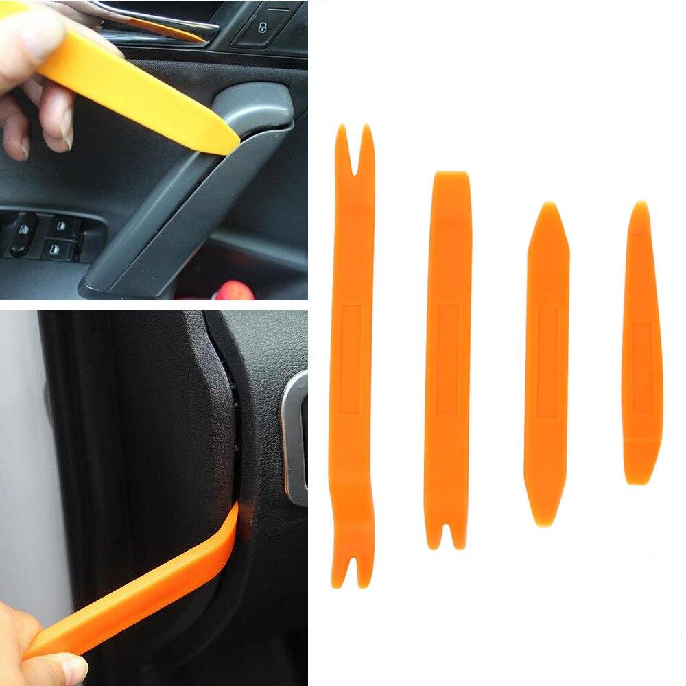 WHDZ 4/12 piezas plástico Car Panel quitar Kits Auto Radio puerta ...