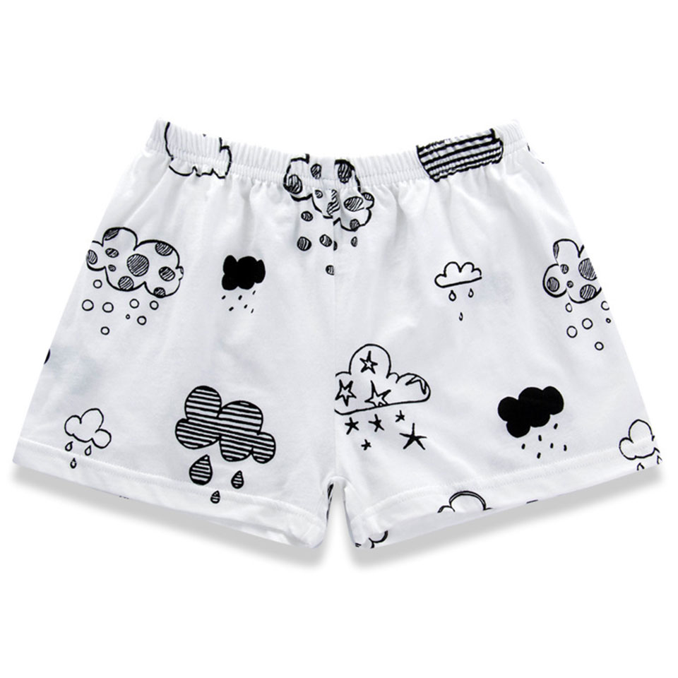 3-10 Baby Boys Girls Shorts Baby Cool Summer Fashion Kids Girls Boys Short Pant Many Kinds Special Pattern Kids Summer Pants