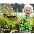 Alta calidad del niño del bebé arnés de seguridad del exterior para caminar muñeca contra la pérdida enlace