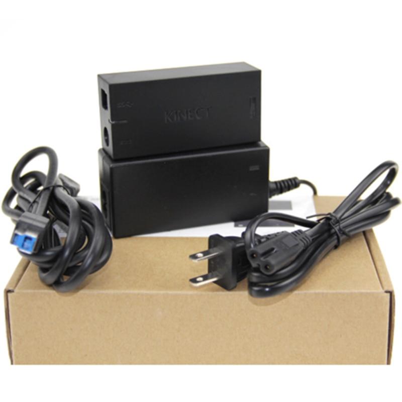 New USB 3.0 Adapter for XBOX One S SLIM/ ONE X Kinect Adapter New Power Supply Kinect 3.0 Sensor USA PLUG