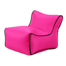 Children Inflatable Sofa Travel Outdoor Portable Folding Storage Chair Learn Multifunctional