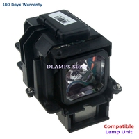 Nueva lámpara de proyector VT75LP de alta calidad con carcasa para NEC LT280/LT375/LT380/LT380G/VT470/VT670/VT675/VT676