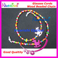 free shipping L820  Kids Children Color Beaded eyeglass sunglasses glasses spectacle chain strap cords holder