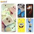 Phone Cases for Oukitel K7000 5.0inch Cover Butterfly Game Rabbit Steel Tang Tower Rainbow Soft TPU For Oukitel K7000 Case Cover