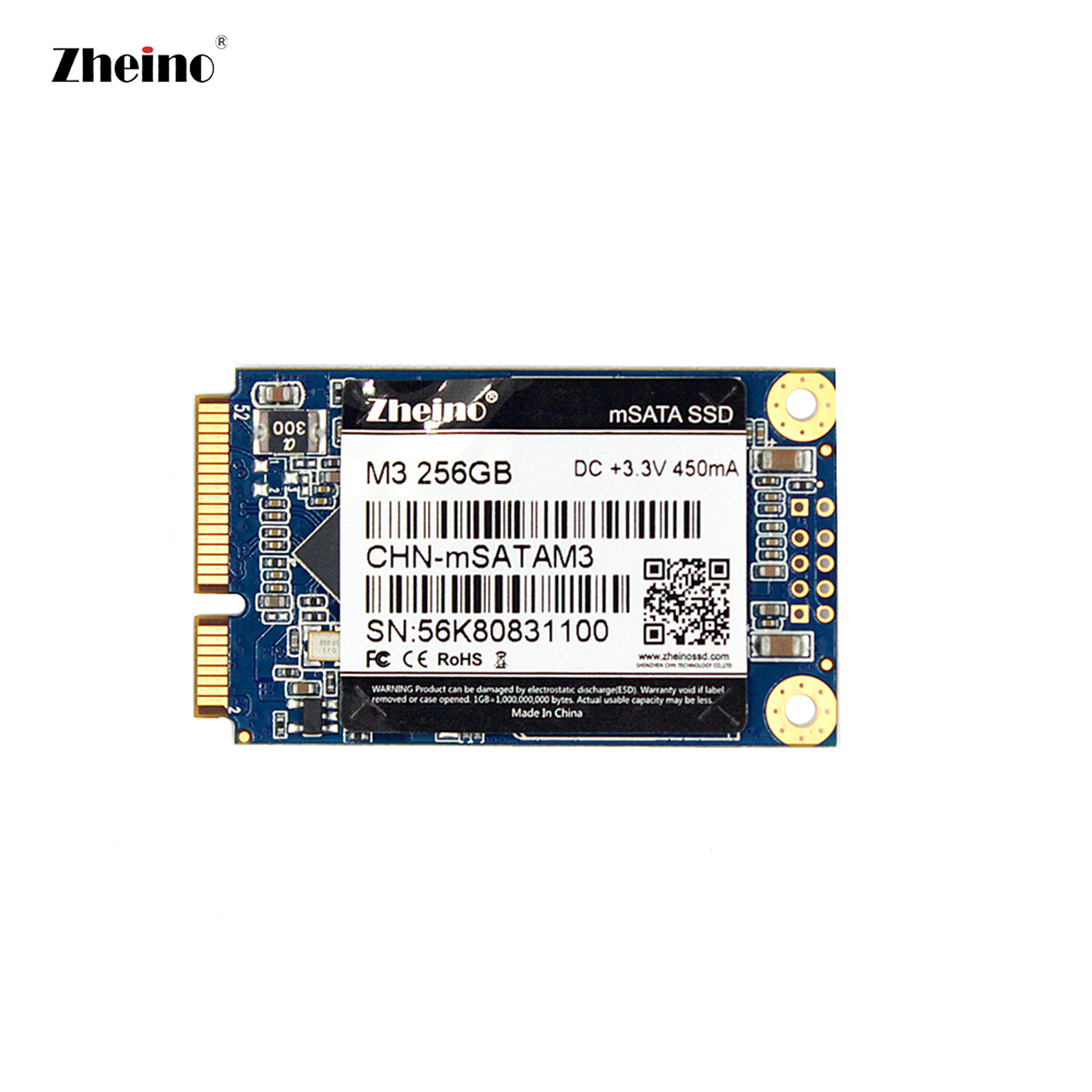 Zheino 3D mSATA 256GB SSD M3 Hard Disk Dirve 3D TLC NAND Flash Memory Internal Solid State Disk Drive For PC LAPTOP macbook zheino 3d sata3 512gb ssd hard dirve high speed 3d tlc nand flash internal solid state disk drive for pc laptop macbook server